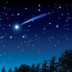 流れ星の夢は運気上昇の表れ!流れ星に願いごとなど夢占い5例